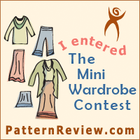 Mini Wardrobe Contest 2014