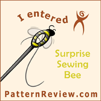 The Great Pattern Review Sewing Bee - Round #1