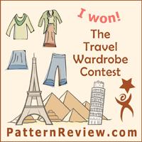Travel Wardrobe Contest 2015