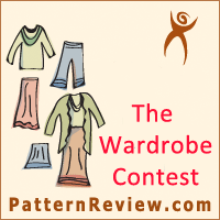 The Wardrobe Contest on Pattern Review