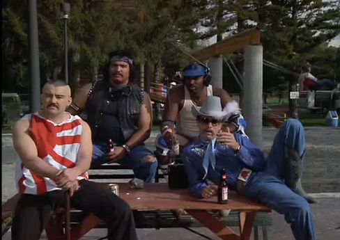 Village People ex cons
