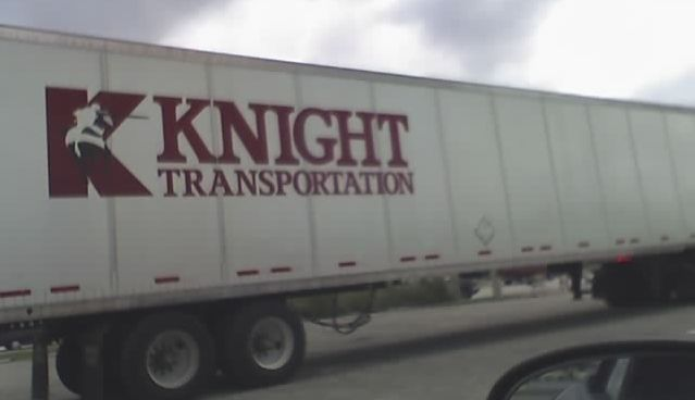 Knight Industries truck