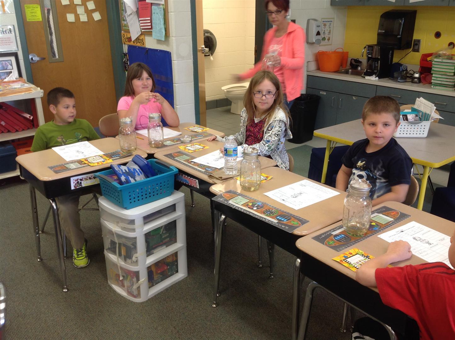 Elementary Fair Career School Flyer