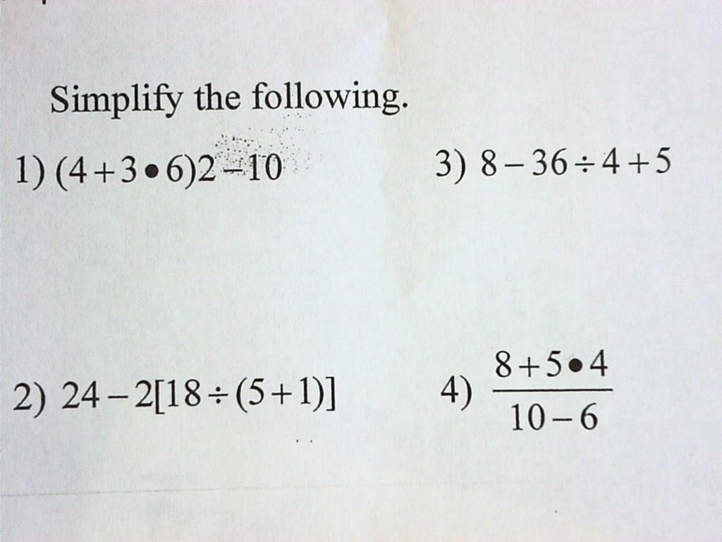 Nc Math Eog 8th Grade