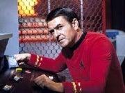 Star Trek's Montgomery Scott, chief engineer