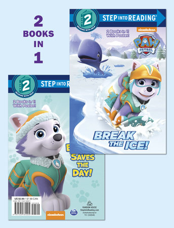 break the ice everest saves the day paw patrol by courtney carbone 9781524764005 penguinrandomhouse com books