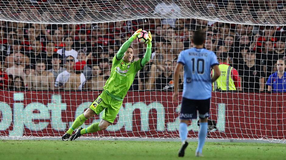 Keeper: Danny Vukovic (Sydney FC)