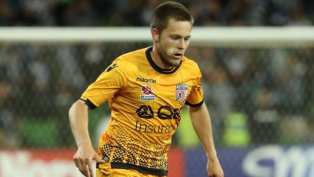Chris Harold was one of Glory's best in their 1-1 draw with Western Sydney Wanderers.