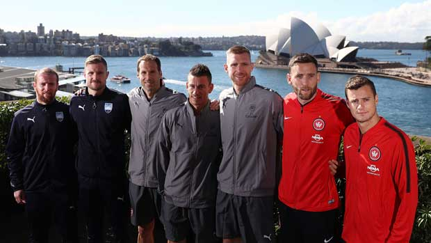 Wanderers new marquee Oriol Riera is hoping to see some game time against Arsenal on Saturday night.