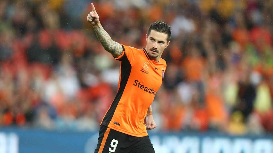 Forward: Jamie Maclaren (Brisbane Roar)