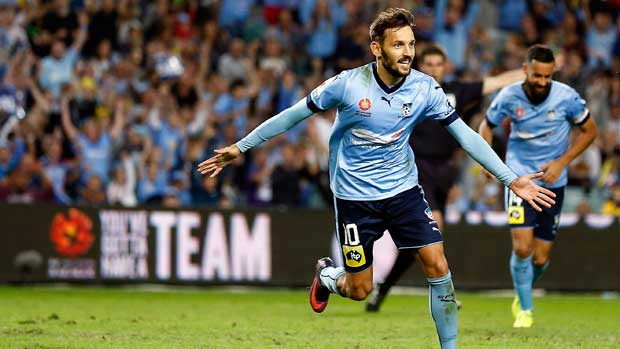 Graham Arnold has confirmed his star playmaker Milos Ninkovic will start against Perth Glory in Saturday night's semi-final.