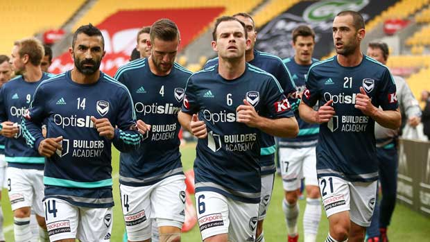 Melbourne Victory stalwart Leigh Broxham is bracing himself for a tough challenge against the in-form Wanderers on Saturday night.