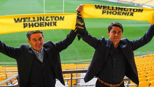 Dutchman Darije Kalezic has been unveiled as the new head coach of Wellington Phoenix. Pic Credit: Cameron McIntosh