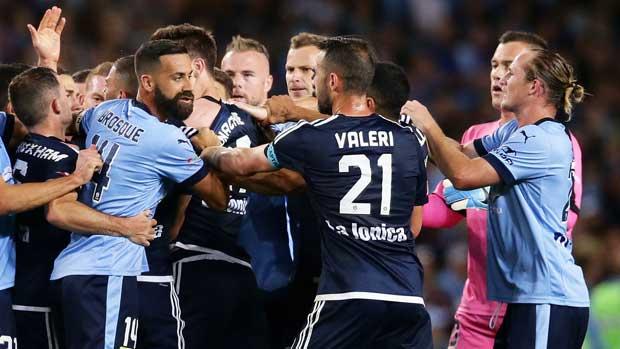 Sydney FV v Melbourne Victory