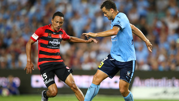 Sydney FC have re-signed marquee striker Bobo on a new one-year deal.