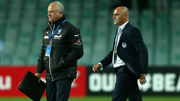 Graham Arnold, Kevin Muscat