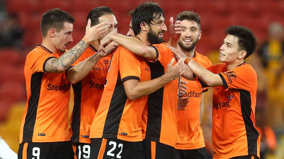 STAT OF THE ROUND: Each of Brisbane Roar's last 11 goals scored have come in the second half, and they've won three of their last four Hyundai A-League games.
