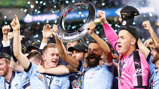 the fans were all over one of the big trending topics of the weekend, #ALeagueGF.