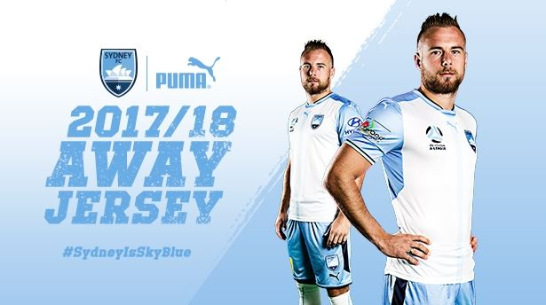 Sydney FC away kit