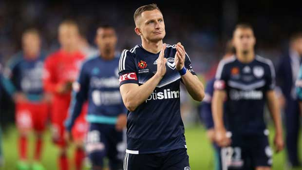 Melbourne Victory star Besart Berisha felt his side was unlucky to lose the A-League grand final to Sydney FC.
