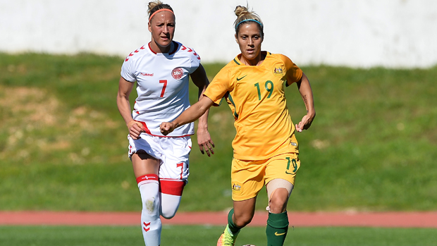 The Westfield Matildas kick off the Tournament of Nations against USA on Friday (AEST).