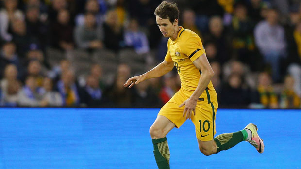 Robbie Kruse has reportedly joined Chinese club Liaoning FC.