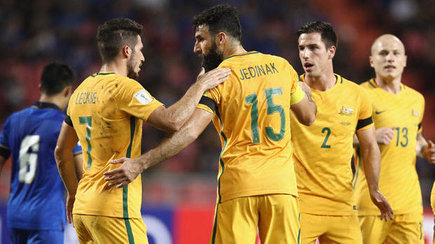 The Caltex Socceroos remain in 50th in the FIFA World Rankings.