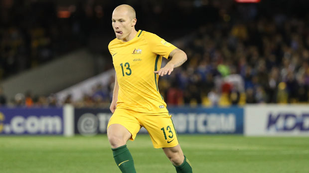 Harry Kewell has been impressed with the development of Socceroos star Aaron Mooy.