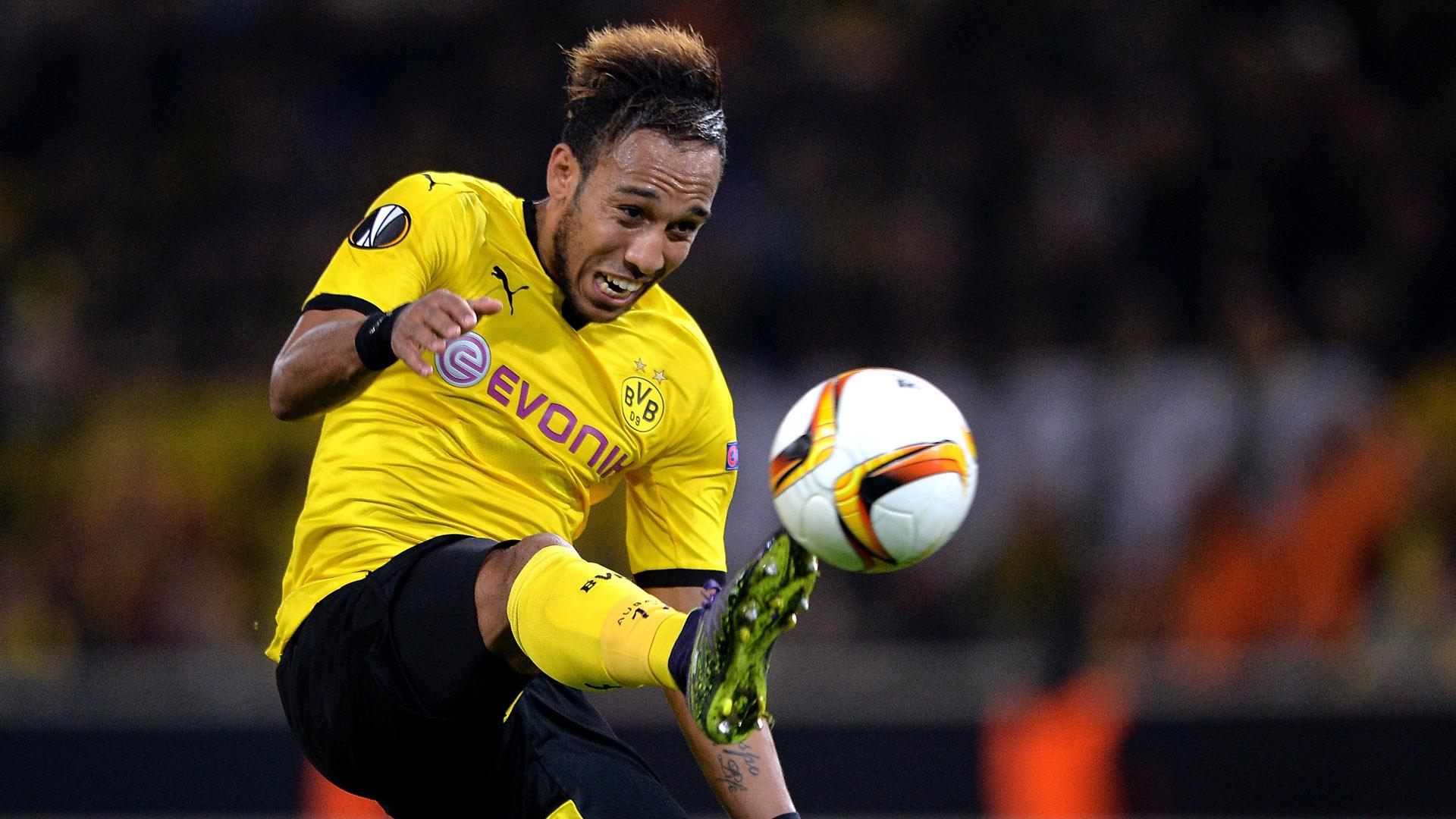 Resultado de imagem para Aubameyang põe futuro em dúvida no Borussia Dortmund