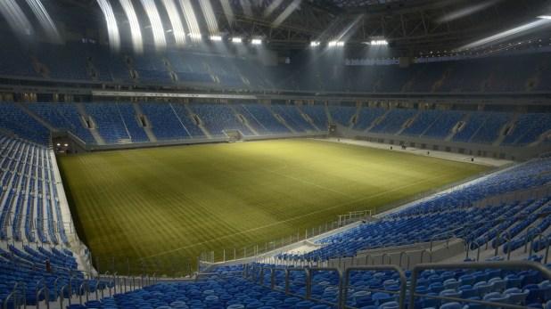Saint Petersburg Stadium Russia