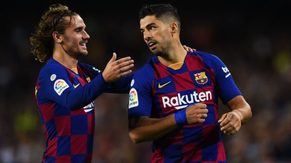 Barcelona news: Antoine Griezmann says he needs time to forge partnership with Lionel Messi and Luis Suarez after goalless Champions League draw at Borussia Dortmund | Goal.com