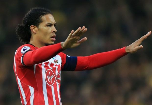 Betting: Liverpool back in front to sign in-demand Van Dijk