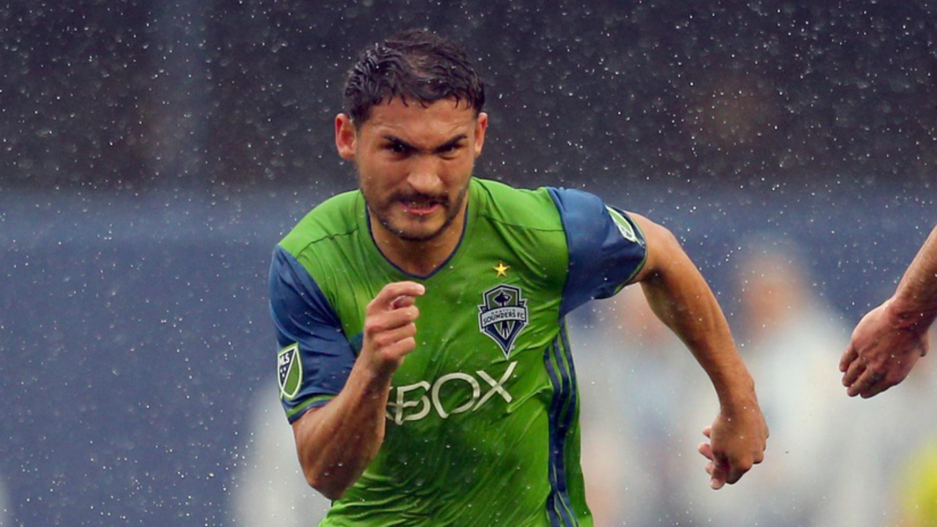 Cristian Roldan MLS Seattle Sounders 06192017