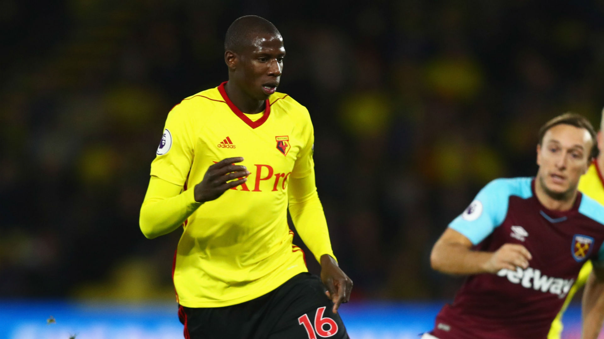 Abdoulaye Doucoure Watford