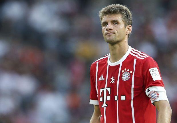 Thomas Muller – I'm confident in my abilities