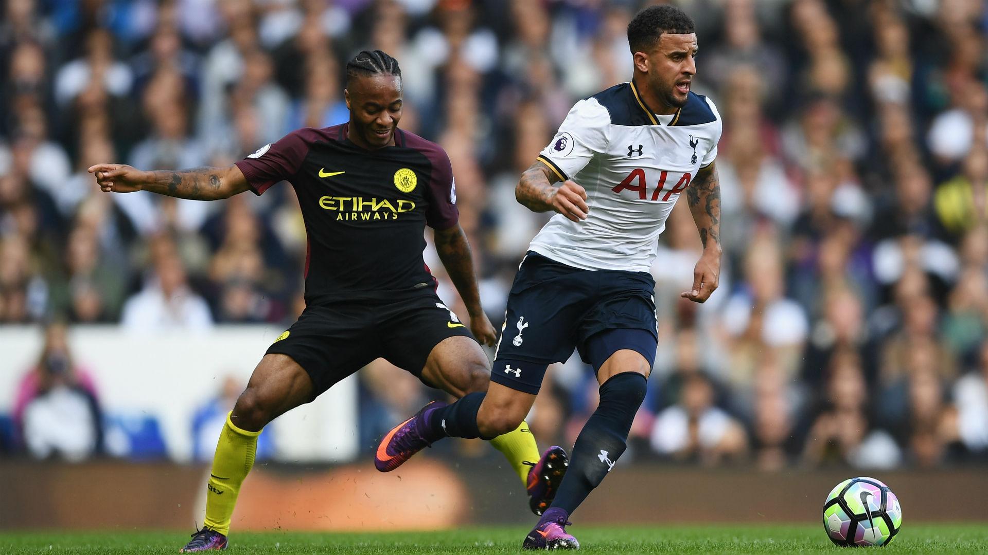 Kyle Walker Tottenham Manchester City