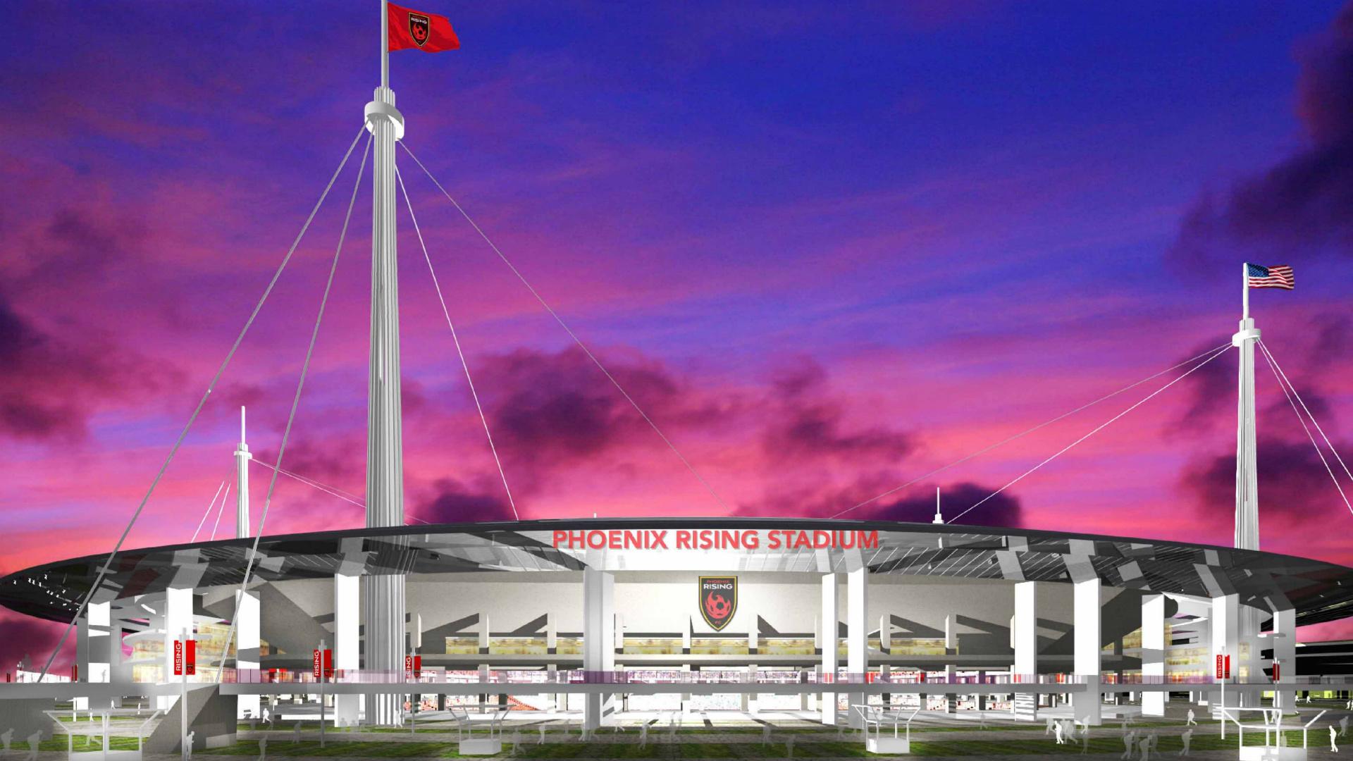 Phoenix MLS Expansion Stadium