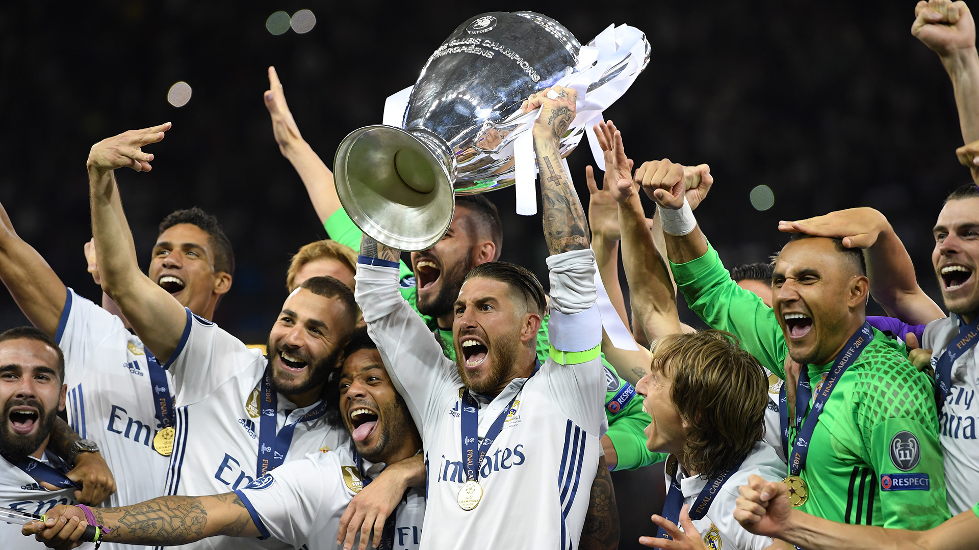 'Hala Madrid!!!' - Twitter reacts to Real Madrid winning the Champions League