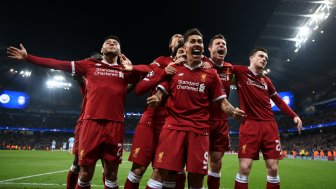 Image result for Real Madrid, Liverpool battle for Champions league title