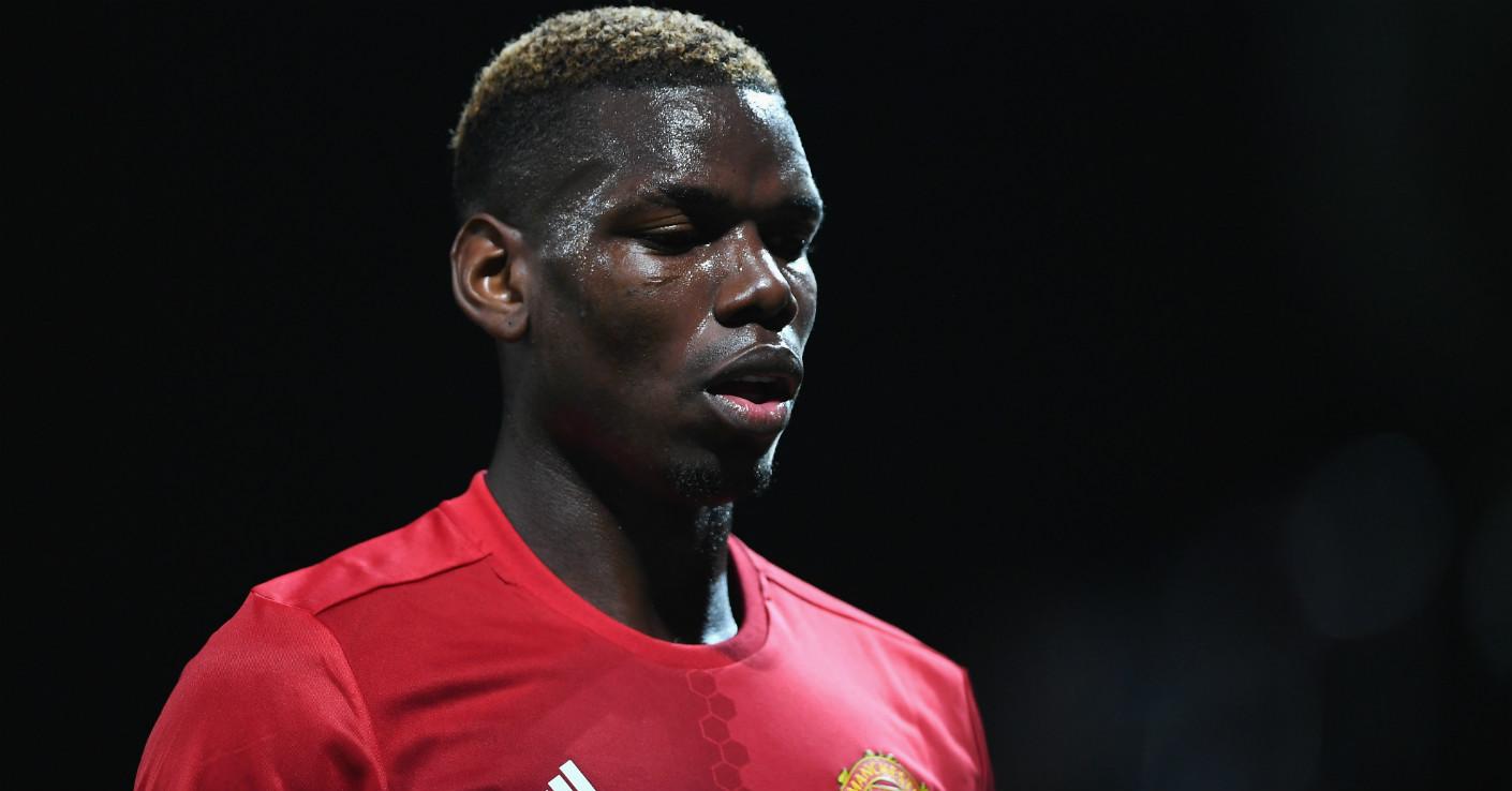 TEAM NEWS: Pogba starts for Man Utd
