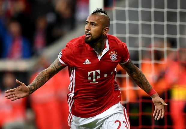 Bayern Munich CEO warns Inter that Vidal is '100 per cent' not for sale at any price