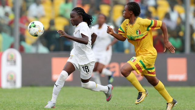 Image result for ghana vs mali scores women