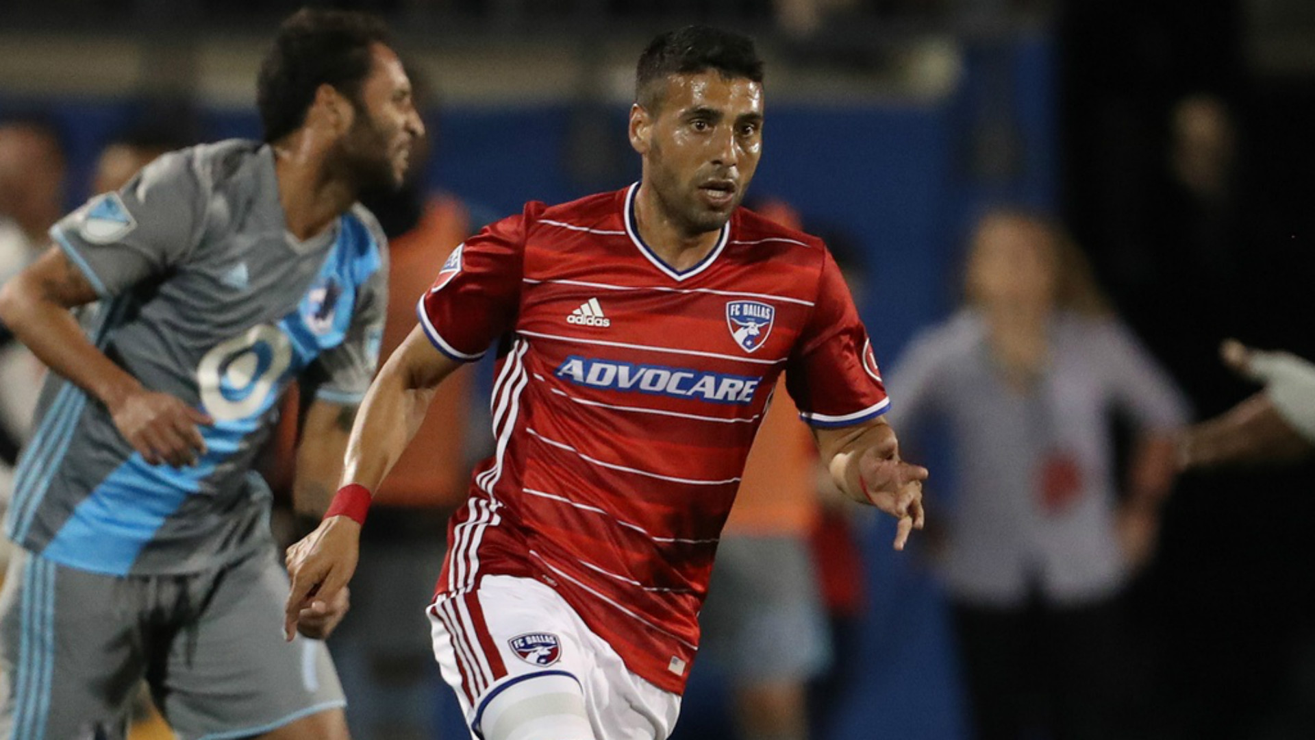 Javier Morales MLS FC Dallas 04082017