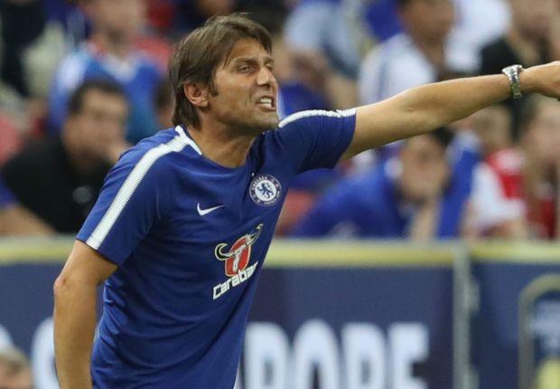 Caballero praises Conte's focus on tactics