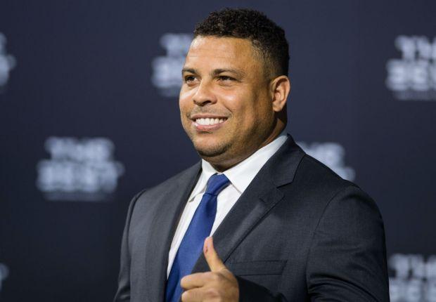 The next Fenomeno? Brazil legend Ronaldo sends congrats to son on U-18 selection