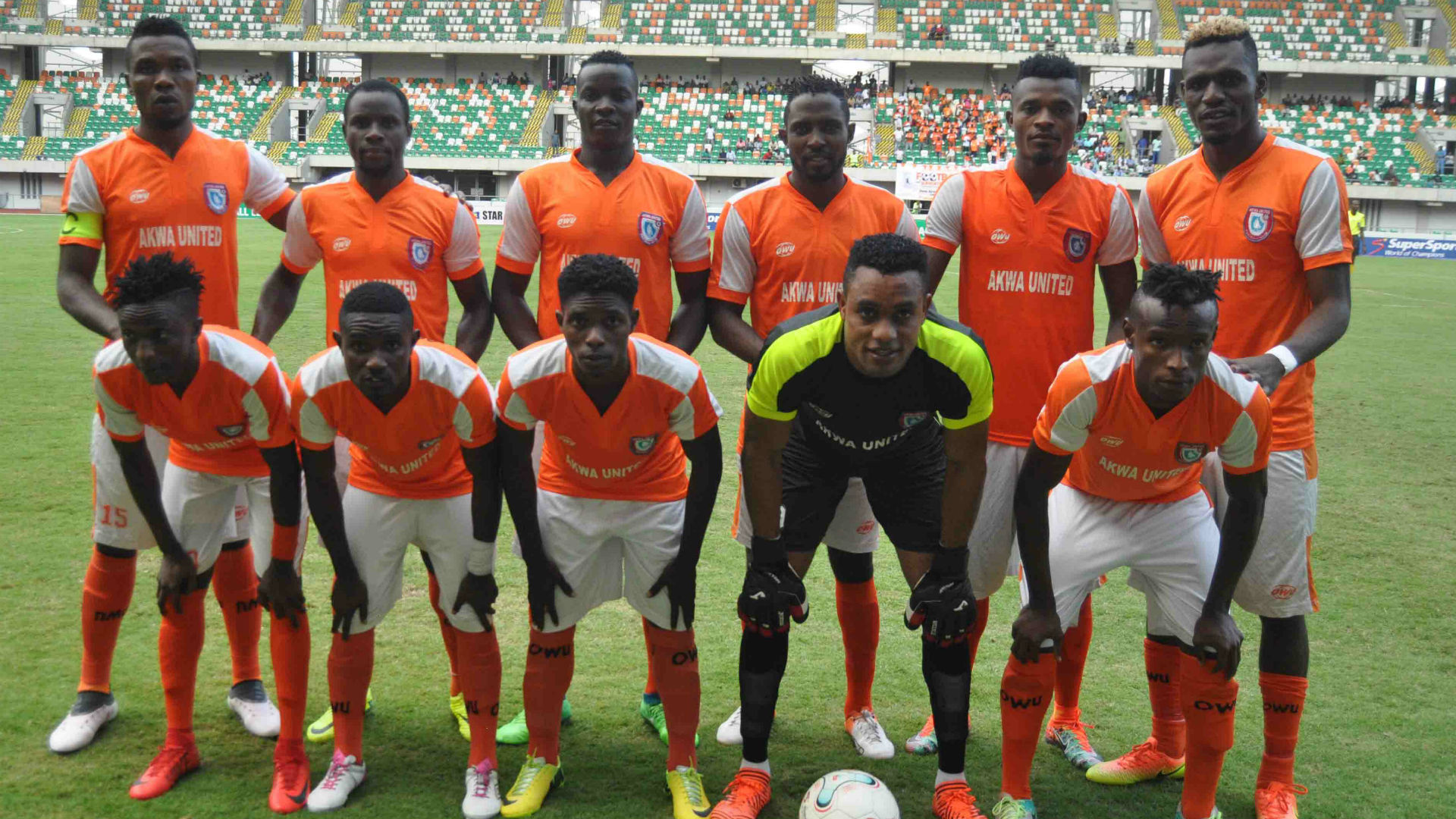 Akwa Starlets Football Club Uyo Nigeria National League