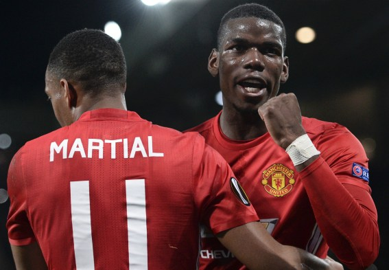 Image result for pogba martial