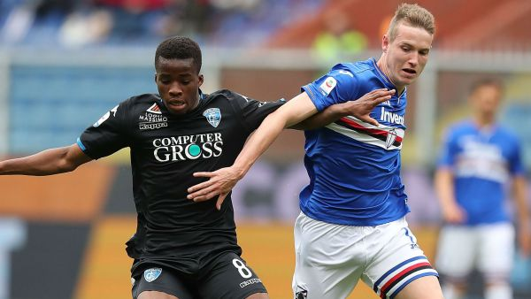 Image result for sampdoria vs empoli photos
