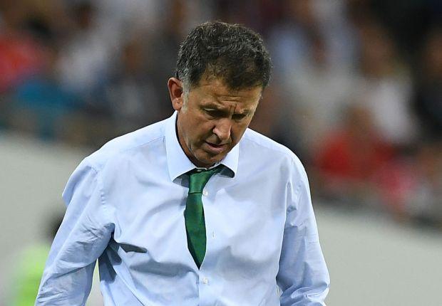 Mexico head coach Juan Carlos Osorio suspended six games by FIFA