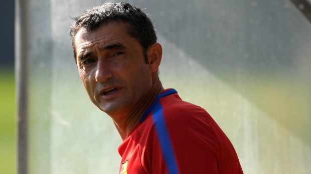 Ernesto Valverde Barcelona ICC